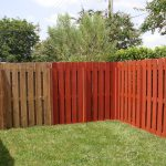 Fence Painting How Paint