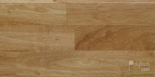 Fjl Rubber Wood Flooring Code Plt Uvn Finished Coating Color