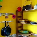 For Interior Color Kitchen Decorating Sunny Yellow Paint Colors