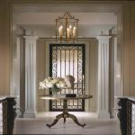 Foyer Paint Color Ideas Round Table