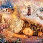 Free Picture Painting Josephine Wall Fantasy Art