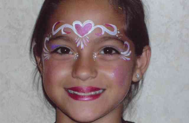 Fudgie Cool Face Painting Ideas