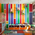 Fun Colorful Bedroom Painting Decor Ideas