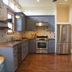 General Painting Kitchen Cabinet Color Ideas Gray Painted Cabinets