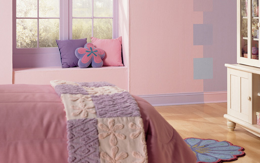 Girls Room Paint Ideas Picture Layout