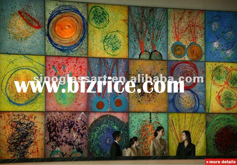 Glass Painting Designs Abstract