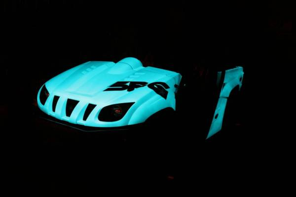 Glow The Dark Rhino