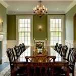 Green Dining Room Paint Colors Ideas