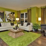 Green Wall Painting Ideas For Beautiful Home Decoration