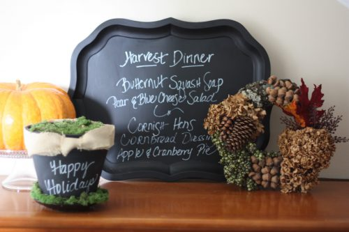 Guest Post Tanya Payzant Chalkboard Paint