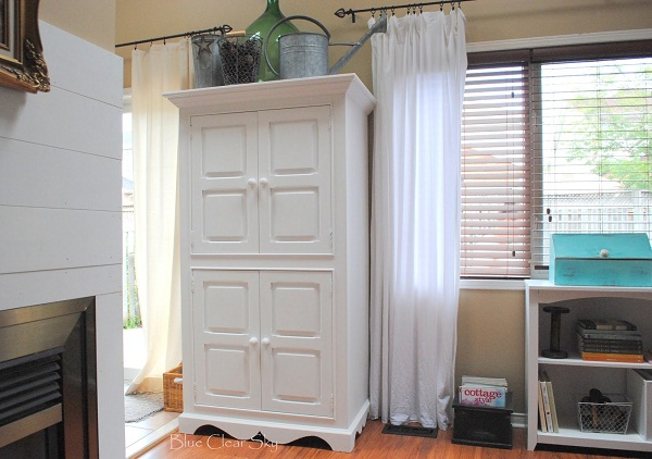 Hand Painted Armoire Ideas