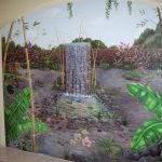 Hand Painted Custom Wall Murals