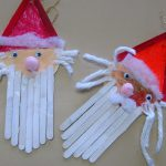Home Art And Craft Christmas Ideas For