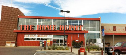 Home Depot Lakewood