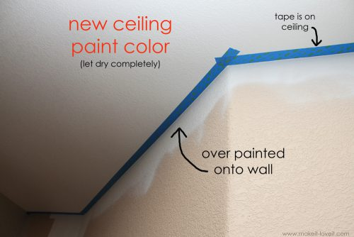 Home Improvement Painting Straight Line Textured Walls Pro