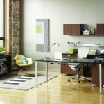 Home Office Color Ideas Substantial Amount Space You Can