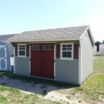 Home Painted Carriage House Deluxe Package