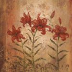 Home Wall Art Lily For Sale