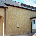 Homes Exteriorstucco Painting Guidelines Elastomeric Paint These Days