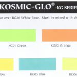 House Kolor Color Charts