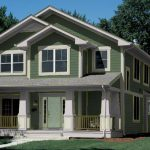 House Paint Ideas For Exterior Forest Green Medium