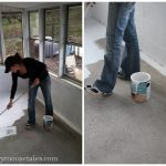 How Paint Concrete Floor