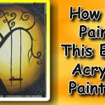 How Paint Easy Acrylic Painting For Beginners