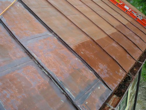 How Paint Metal Tin Roof