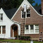 How Paint The Exterior Brick House