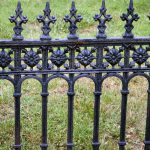 How Prepare Wrought Iron Fence For Painting Steps