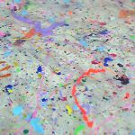 How Splatter Paint Wall Yahoo Answers Pictures