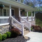 Hsp Exterior House Painting Deck Handrail