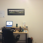 Ideapaint Before Painting