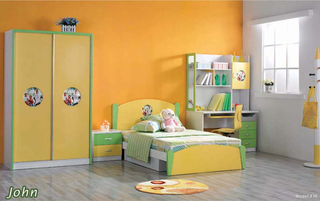 Ideas For Boys Bedrooms Little Room Yellow Paint