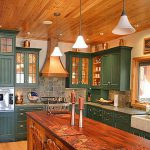 Ideas Green Painted Kitchen Cabinets Lowes Image Paint