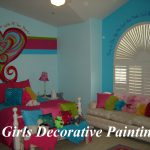 Image Girls Decorative Wall Painting Techniques For