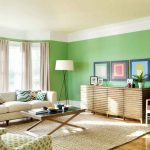 Impressive Greenliving Room Paint Ideas For This Apartments