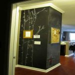 Insanely Crafty Chalkboard Magnetic Paint