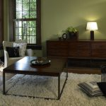 Interior Green Color Painting Ideas For Walls
