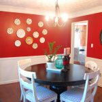 Interior Red Color Painting Ideas For Walls