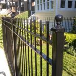 Irone Fence Painter Chicago Metal Porch Painting Roscoe Village