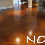 Its For Concrete Painted Floors Think