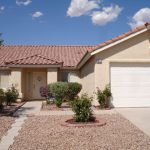 Las Vegas Exterior House Painting Traditional