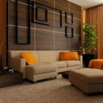 Living Room Color Schemes Brown Leather Furniture