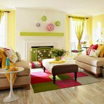 Living Room Matching Paint Colors Spring Ideas