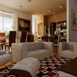 Living Room Modern Paint Colors For Luxury Homes