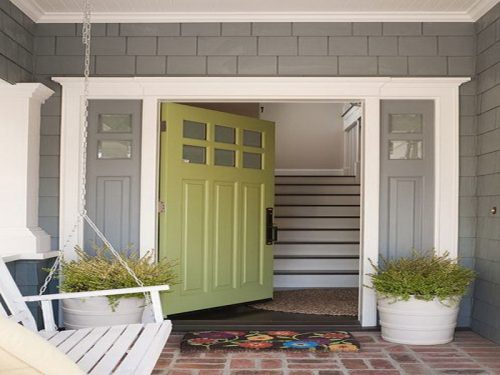 Luxury Paint Colors For Front Doors