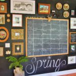 Magnetic Chalkboard Paint One The Ideas Make Room Look