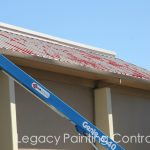 Metal Roof Painting Project Pleasanton