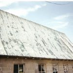 Metal Sheets For Siding And Roofing Farm Steel Structures Painting